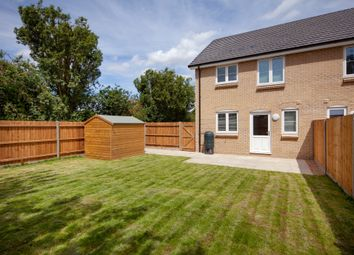 Thumbnail 2 bed semi-detached house for sale in Denny End Road, Waterbeach, Cambridge