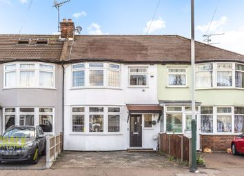Thumbnail 3 bed terraced house for sale in Brentwood Road, Gidea Park