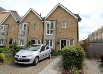 Thumbnail 3 bed end terrace house for sale in Croxley Road, Nash Mills, Hemel Hempstead