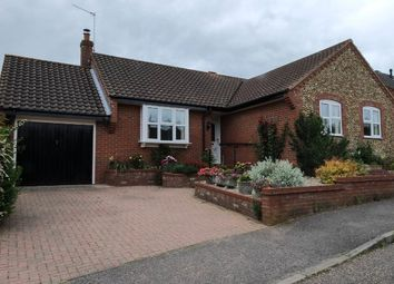 Thumbnail 3 bed detached bungalow for sale in Gorse Close, Fakenham