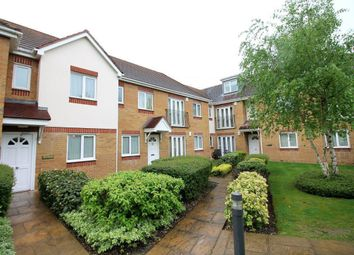 Thumbnail 1 bed flat for sale in Ashbourne Lodge, Hazelwood Avenue, Palmers Green, London