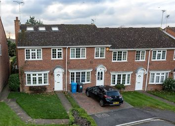 Thumbnail 4 bedroom end terrace house for sale in Balmoral Gardens, Windsor, Berkshire