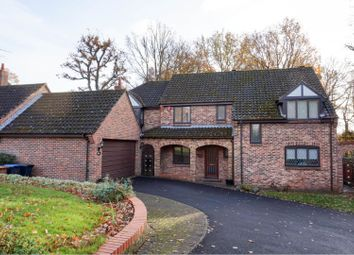 Thumbnail 5 bed detached house for sale in Mardleywood, Welwyn