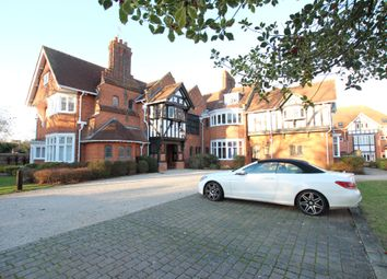 Thumbnail 2 bed flat for sale in Lexden Road, Colchester