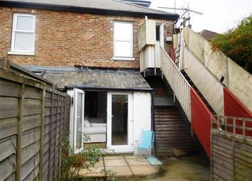 Thumbnail 2 bed flat to rent in Blandford Road, Hamworthy, Poole
