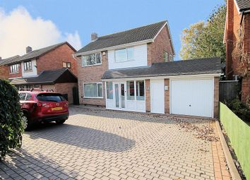 Thumbnail 3 bed detached house for sale in Sheepcote Lane, Tamworth