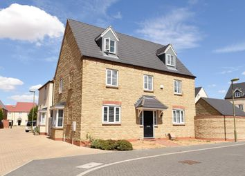 Thumbnail 5 bedroom detached house for sale in Ripon Close, Kingsmere Development, Bicester