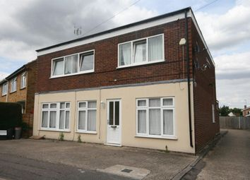 Thumbnail 2 bedroom maisonette to rent in Walnut Way, Ickleford, Hitchin
