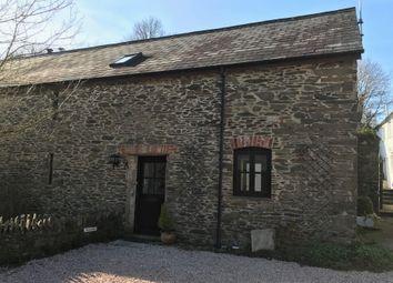 Thumbnail 3 bedroom barn conversion to rent in Harberton, Totnes