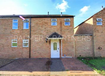 Thumbnail 2 bed semi-detached house for sale in Sycamore Road, Great Cornard, Sudbury
