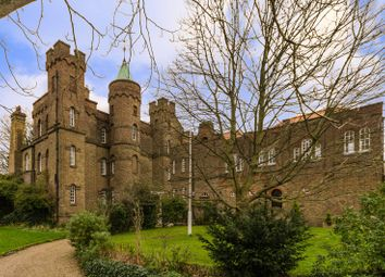Thumbnail 4 bed flat for sale in Vanbrugh Castle, Greenwich