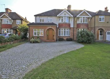Thumbnail 5 bed semi-detached house for sale in Swakeleys Drive, Ickenham