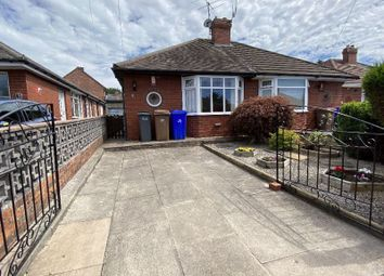 1 bed semi-detached bungalow for sale in Parkhead Crescent, Weston Coyney, Stoke-On-Trent ST3