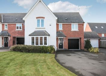 Thumbnail 4 bed detached house for sale in Langlands Place, Rugby