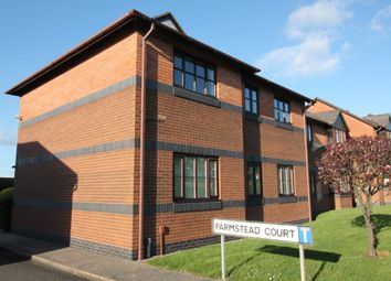 Thumbnail 2 bed flat to rent in Farmstead Court, Holyhead Road, Wellington, Telford