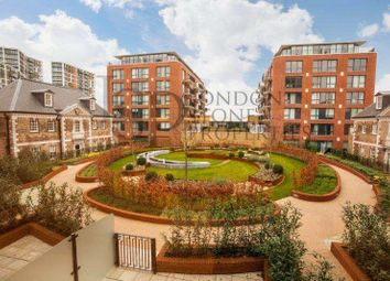 Thumbnail 3 bed flat to rent in Amphion House, 5 Thunderwalk, Royal Arsenal Riverside