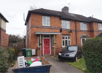 Thumbnail 3 bed semi-detached house for sale in Abbots Road, Shrewsbury