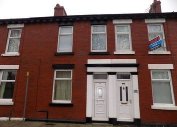 Thumbnail 2 bedroom terraced house to rent in Claremont Road, Blackpool