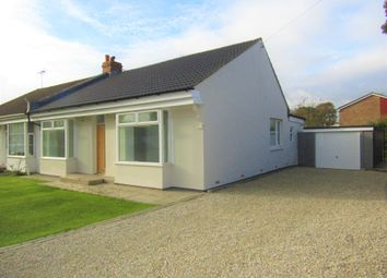 Thumbnail 3 bed semi-detached bungalow to rent in Milton Road, Waterlooville, Hampshire