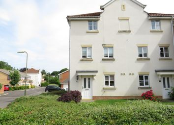 Thumbnail 4 bed end terrace house for sale in Berry Way, Andover