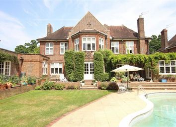Thumbnail 4 bed detached house for sale in Totteridge Village, Totteridge, London