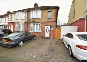 Thumbnail 3 bed semi-detached house for sale in Maryport Road, Luton