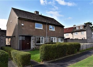 Thumbnail 2 bed semi-detached house for sale in 24, Wood Place, Rosyth, Dunfermline, Fife