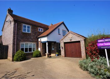 Thumbnail 4 bed detached house for sale in Jacksons Field, Middle Rasen