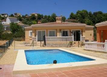Thumbnail 2 bed villa for sale in Alcalali, Costa Blanca, Spain
