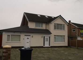 Thumbnail 1 bed flat to rent in Winwick Road, Orford, Warrington, Cheshire