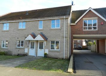 Thumbnail 2 bed flat for sale in White Rose Avenue, Mansfield