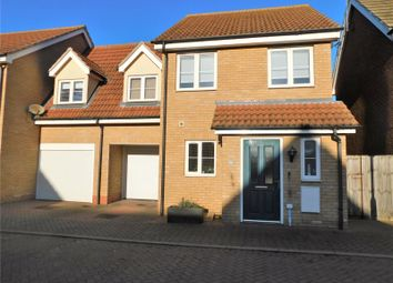 Thumbnail 3 bed semi-detached house for sale in Yorktown Close, Dovercourt, Harwich, Essex