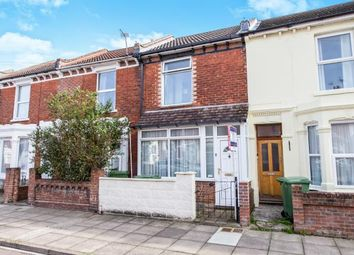 Thumbnail 2 bed terraced house for sale in Dartmouth Road, Portsmouth