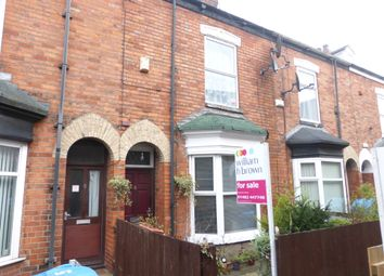 Thumbnail 3 bed terraced house for sale in Albert Avenue, Mayfield Street, Hull