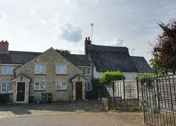 Thumbnail 2 bedroom end terrace house to rent in Cornerhouse Cottage, Chelveston