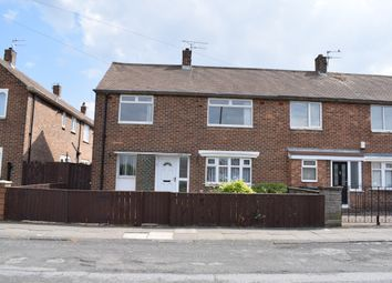 Thumbnail 3 bed semi-detached house to rent in Chesterton Road, Biddick Hall, South Shields