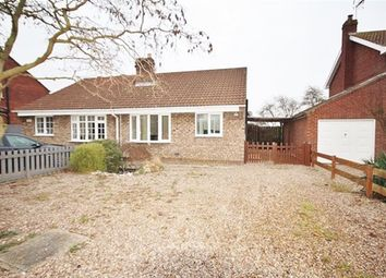 Thumbnail 2 bedroom bungalow to rent in St. Marys Avenue, Hemingbrough, Selby