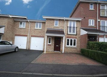 Thumbnail 4 bed terraced house to rent in Poppy Close, Luton