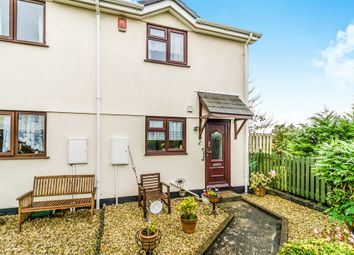 Thumbnail 2 bed end terrace house for sale in Stirling Court, St. Budeaux, Plymouth