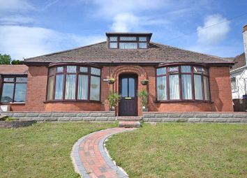 Thumbnail 3 bed detached bungalow for sale in Chepstow Road, Newport