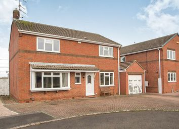 Thumbnail 4 bed detached house for sale in Somerset Close, Long Eaton, Nottingham