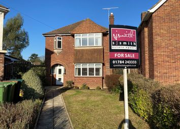 3 bed detached house for sale in Fontmell Park, Ashford TW15
