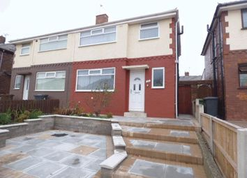 Thumbnail 3 bed semi-detached house for sale in Norman Road, Bootle
