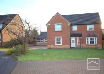 Thumbnail 4 bed detached house for sale in Mcgurk Way, Bellshill
