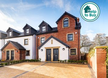 Thumbnail 3 bed semi-detached house for sale in Warwick Bridge, Carlisle