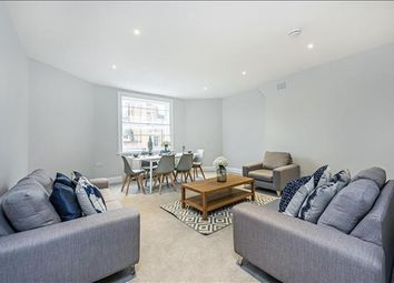 Thumbnail 3 bed flat to rent in Upper Wimpole Street, London, W1