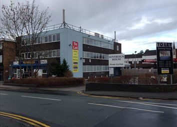 Thumbnail Office for sale in Sovereign House, London Road South, Poynton, Stockport