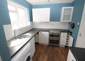 Thumbnail 2 bed flat to rent in Harcourt Close, Norwich