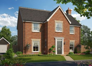 Thumbnail 4 bed detached house for sale in The Chelmer, St Peter's Place, Church Road, Stutton