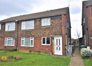 Thumbnail 2 bed maisonette to rent in Linden Lea, Leavesden, Watford